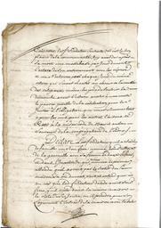 Document notarié - legs par Arnaud Duthoya du domaine de Malagarre. : 8ème page  |