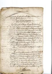 Document notarié - legs par Arnaud Duthoya du domaine de Malagarre. : 16ème page  |